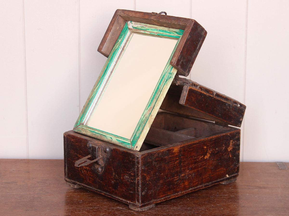 shaving box