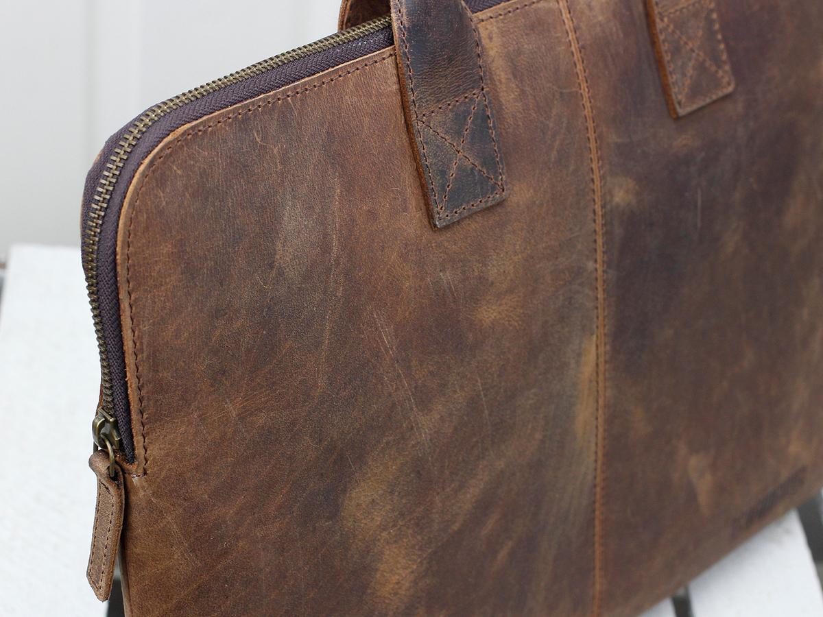 adf7eb72f Gorgeous Leather Laptop Bag For Women | Scaramanga