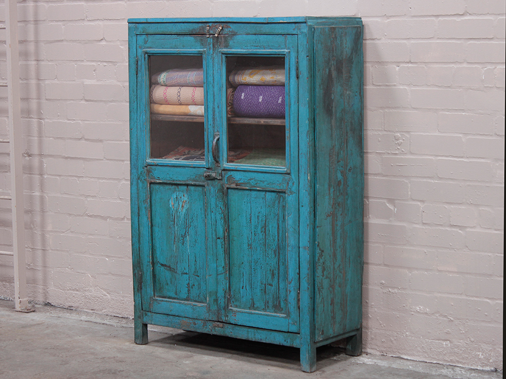 Old Blue Armoire Sold Scaramanga
