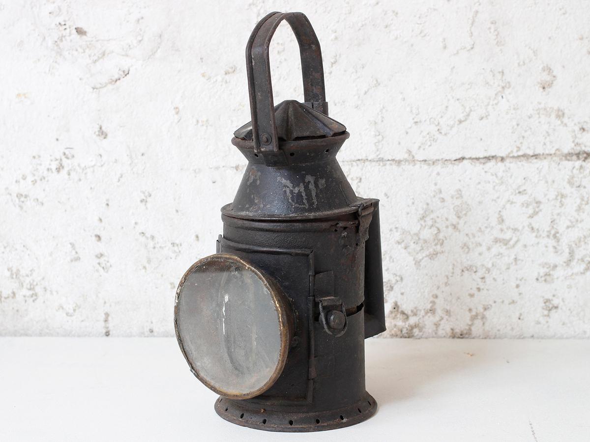 Old Railway Signal Lamp at Scaramanga