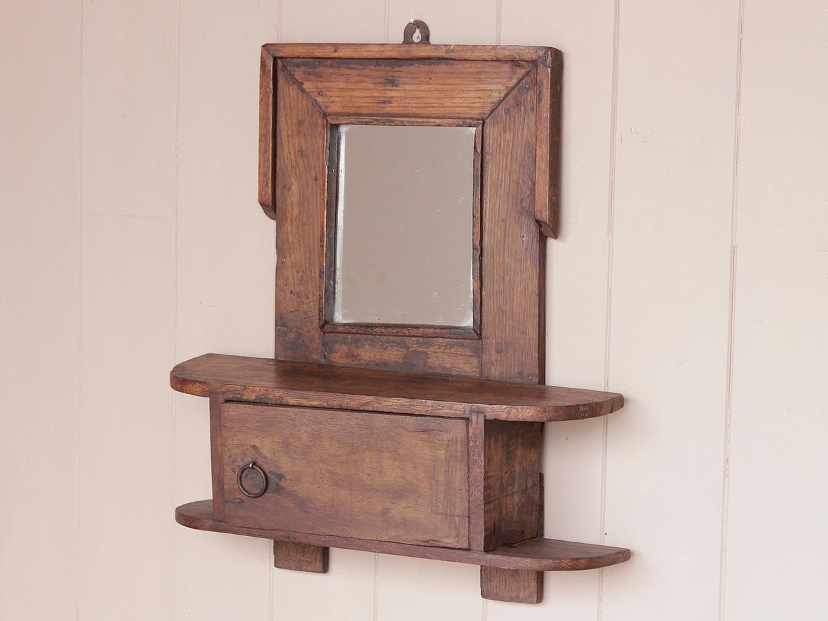 Old rustic mirror sold scaramanga for Rustic mirror