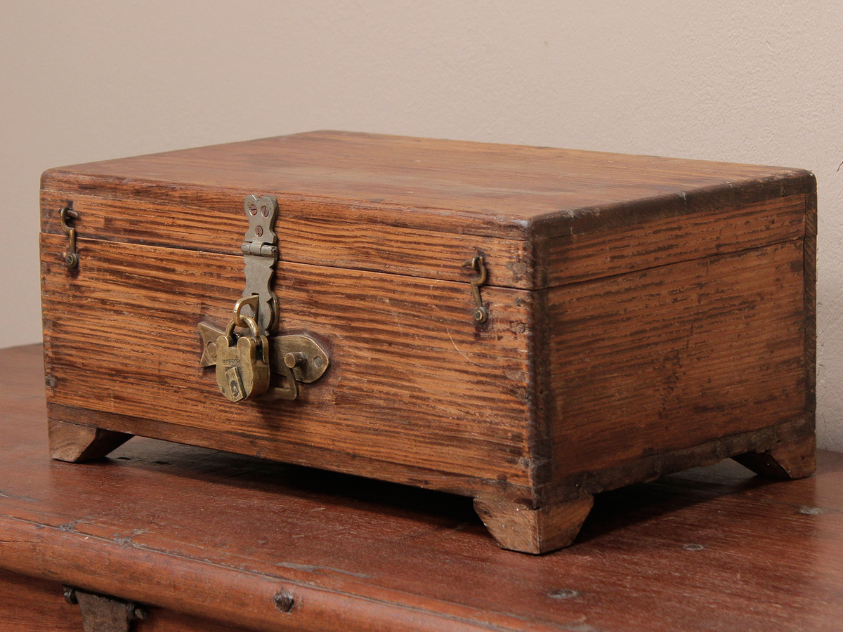 Rustic trinket box scaramanga leather satchels - Small rustic wooden boxes ...