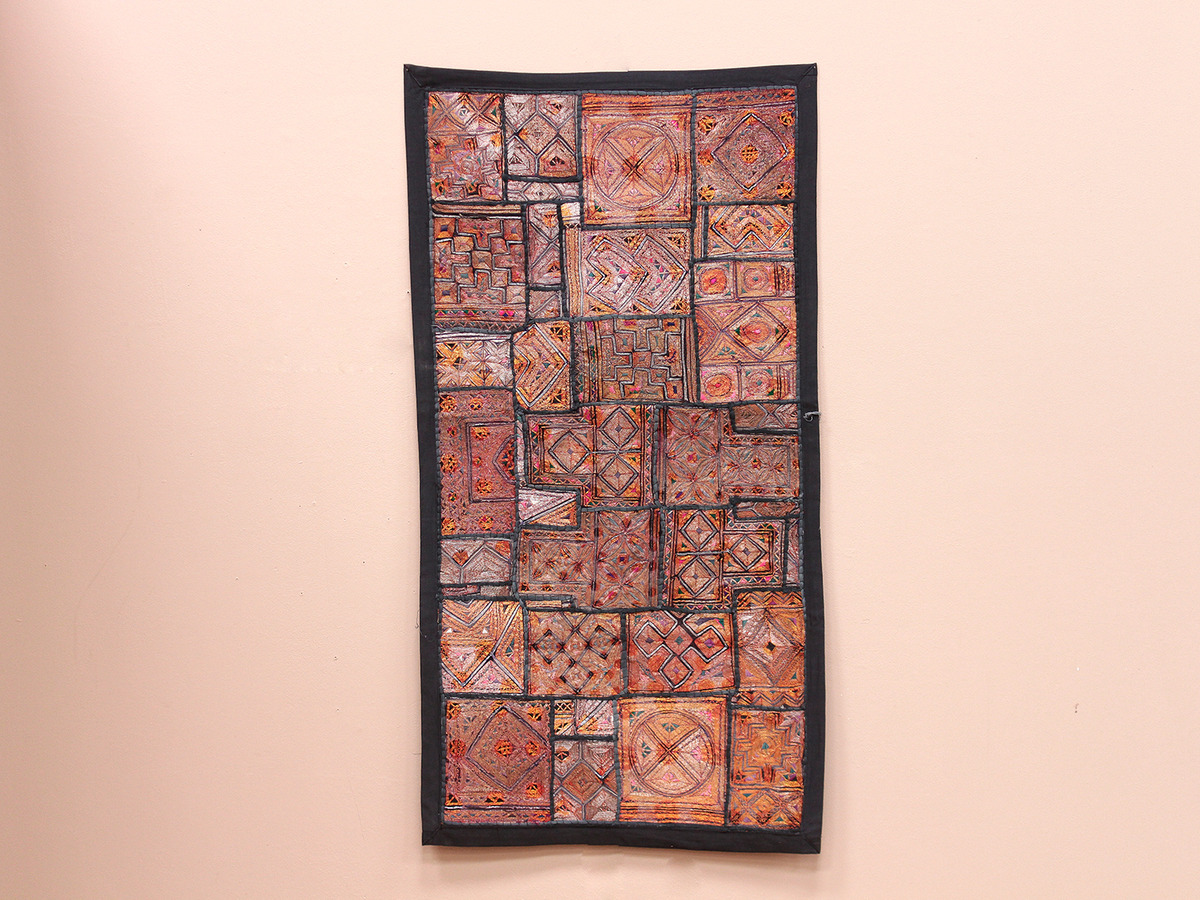 Vintage Tapestry Wall Hanging Soft Furnishings Scaramanga