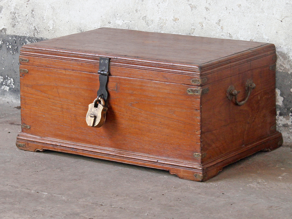 Superbe Vintage Storage Chest