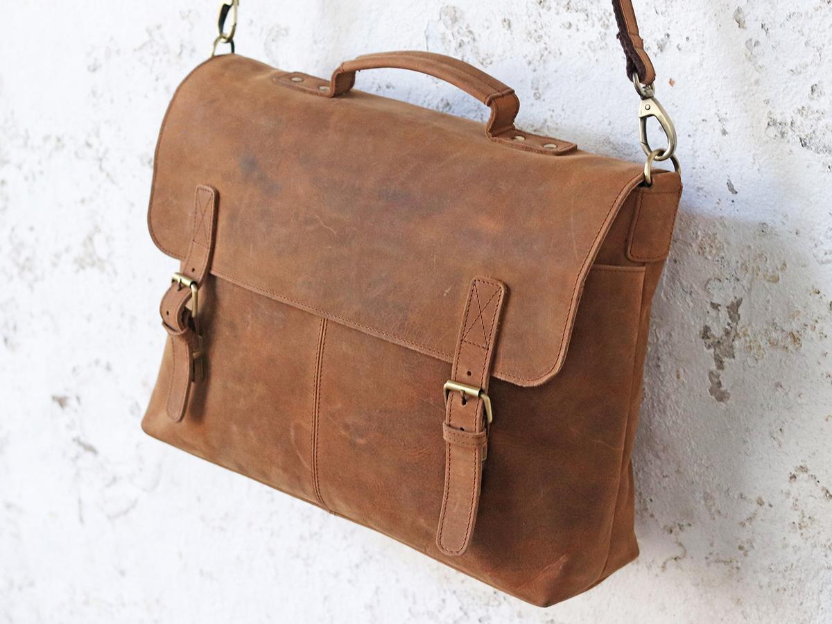 The Hamilton Women's Briefcase