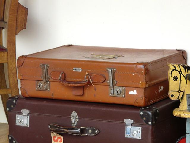 Vintage Revelation Suitcase - Sold - Scaramanga