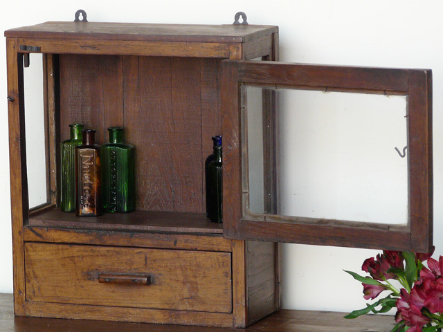 vintage bathroom cabinet 608 sold scaramanga