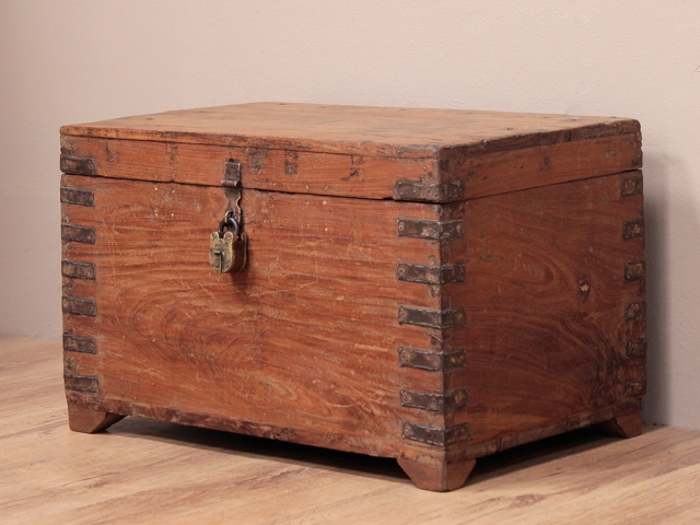 Antique Chest For Vintage Storage