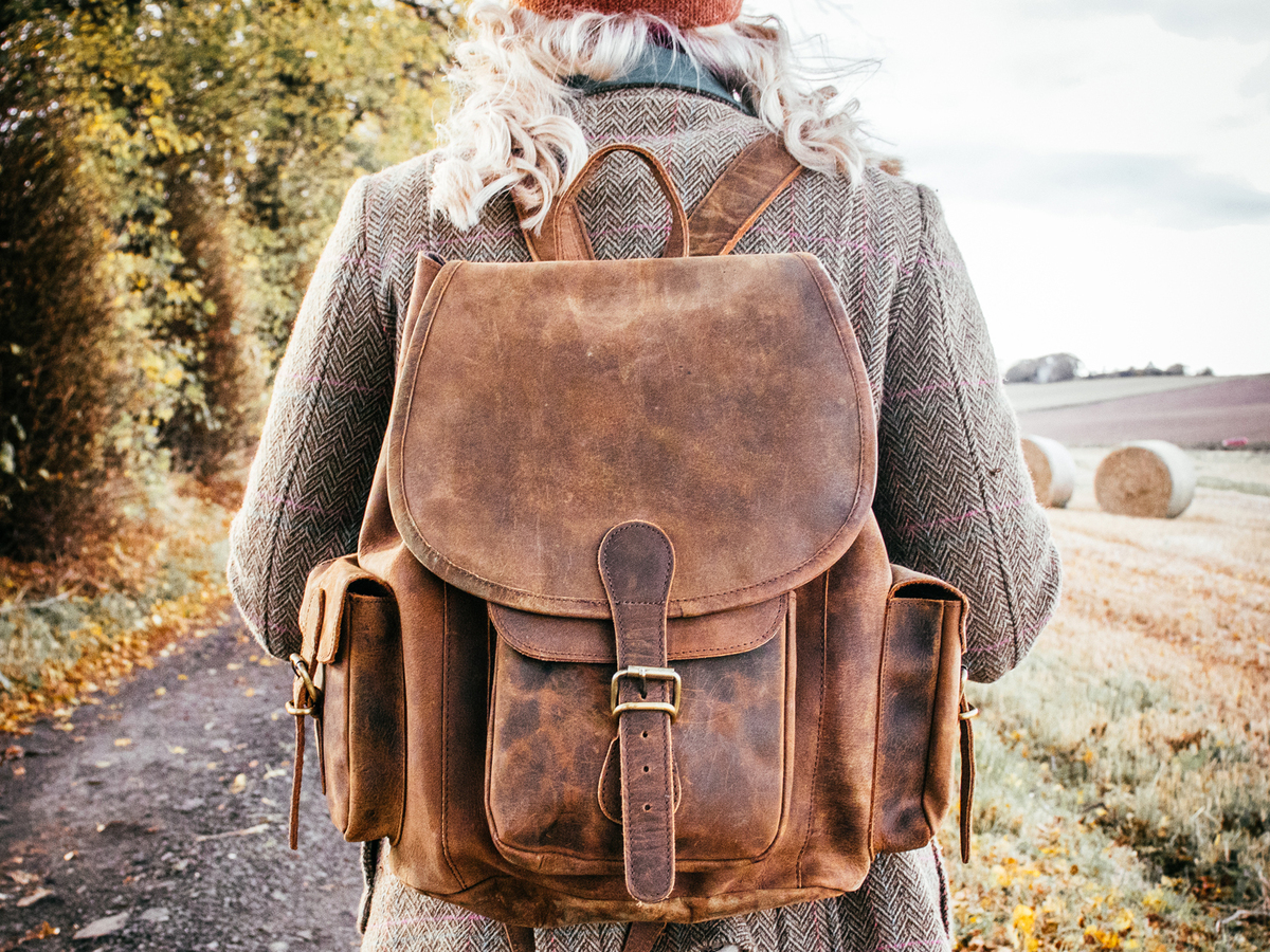 13145d520 Leather Backpacks For Women | Leather Backpacks