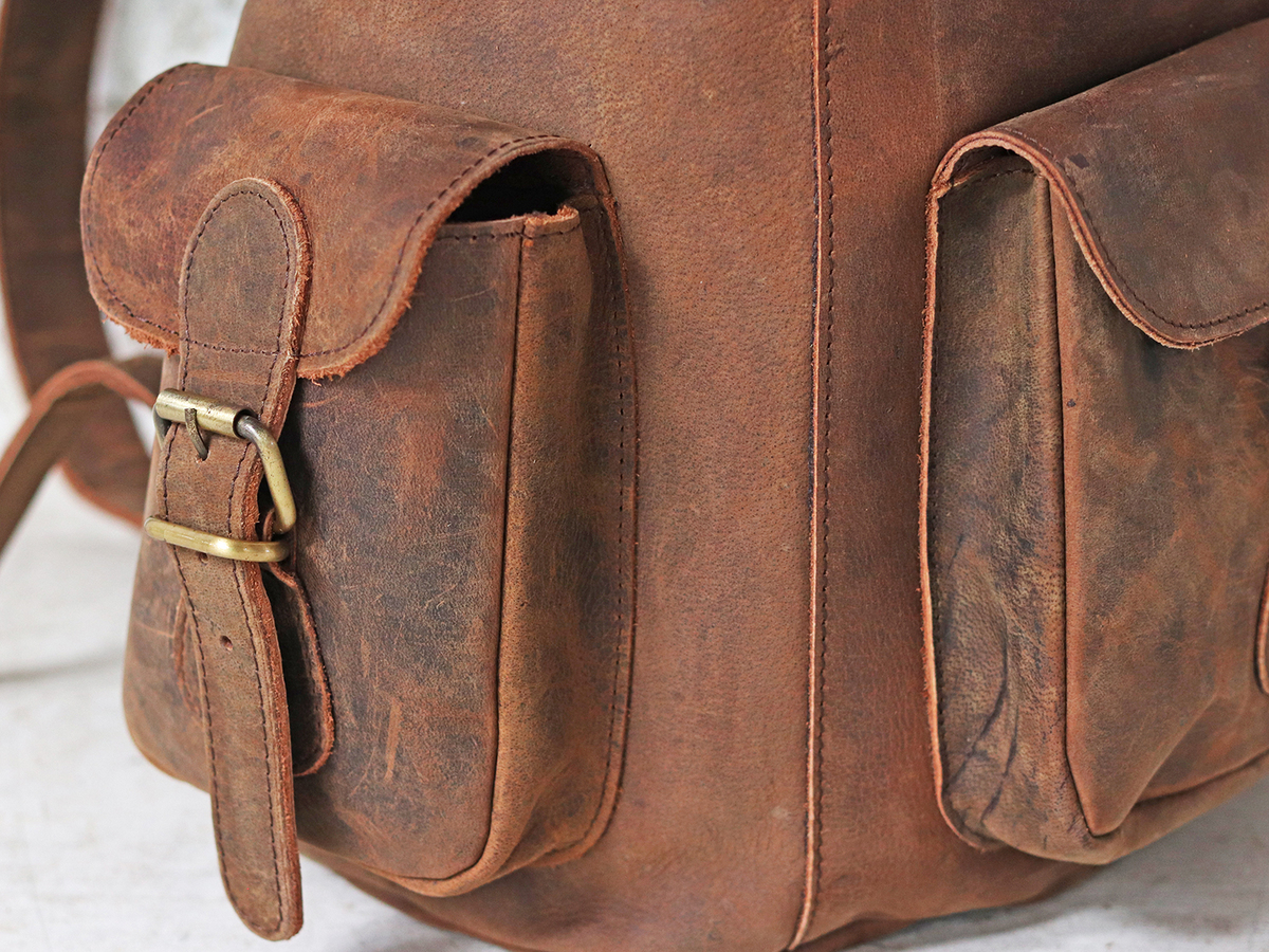 5c6b6cc47841c Leather Backpacks For Women | Leather Backpacks