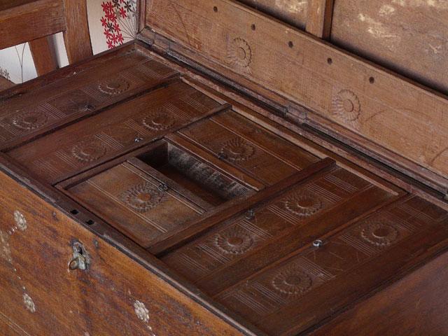 Old Storage Trunk 2861