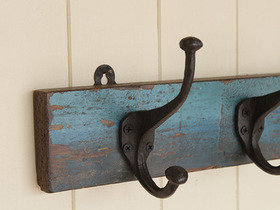 Coat Hook With 5 Hooks Blue Thumbnail