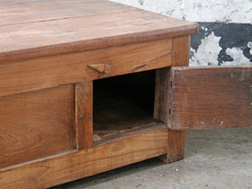 Coffee Table With Storage Thumbnail