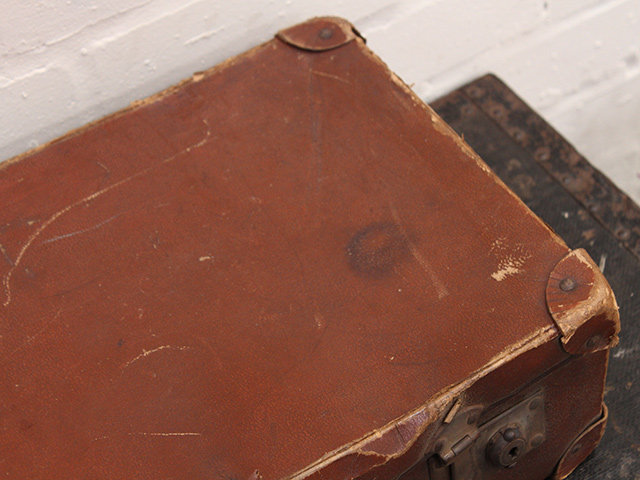 Distressed Vintage Suitcase Thumbnail