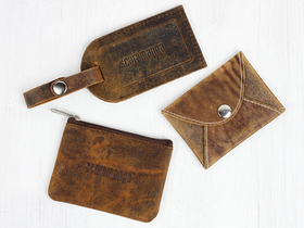 Leather Bag Accessory Set 3for2 Thumbnail