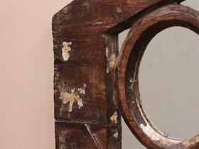 Old Framed Mirror (C) Thumbnail