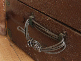 Old School Travel Trunk Thumbnail