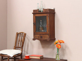 Ornate Vintage Temple Cabinet - Vintage Cabinets & Cupboards ...