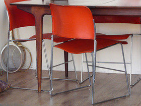 Red Retro Chairs Thumbnail