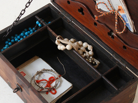 Vintage Jewellery Box Thumbnail