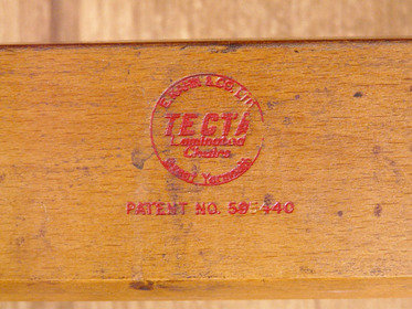 Vintage School Chairs By Tecta Thumbnail