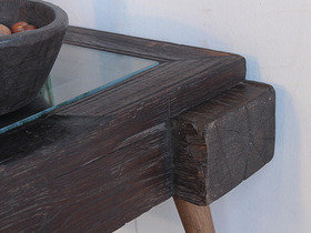 Upcycled Window-Frame Table TCBS40148 C Thumbnail