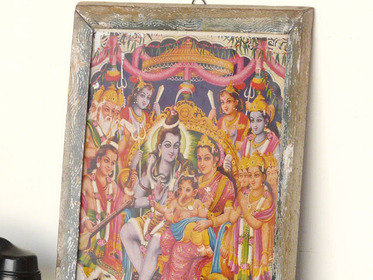 Vintage Indian Print Thumbnail