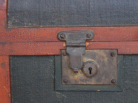 Vintage Travel Trunk Thumbnail