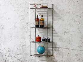 Wall Mounted Wire Rack Thumbnail