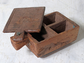 Antique Wood Box Thumbnail
