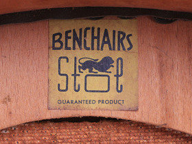 Retro Dining Chairs By Benchairs Thumbnail