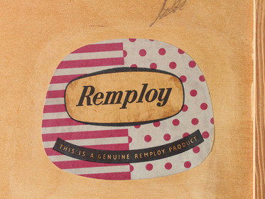 Vintage Broom Cupboard By Remploy Thumbnail
