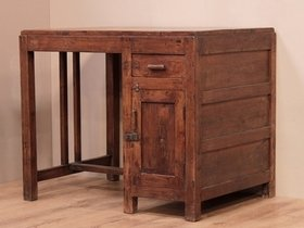 View our  Vintage Teak Desk from the   collection