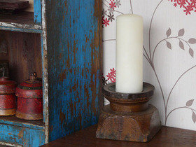 Vintage Candle Holder 789 Thumbnail