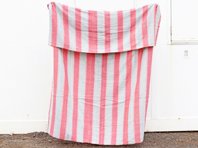 Stripe Bed Cover - Single Thumbnail