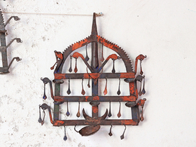 Vintage Wall Candle Holder Thumbnail