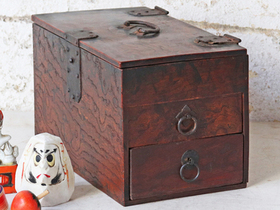 Japanese Jewellery Chest Thumbnail