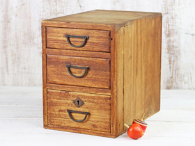 Japanese Chest of Drawers Thumbnail