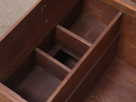 Wooden Storage Chest Thumbnail
