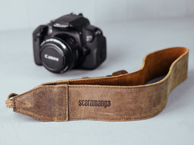 Leather Camera Strap Thumbnail