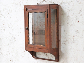 Old Glass Cabinet Thumbnail