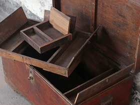 Old Wooden Chest Thumbnail