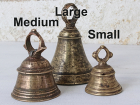 Original Temple Bell Large Thumbnail
