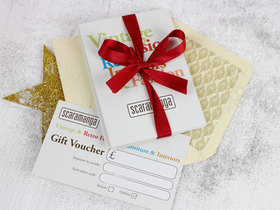 View our  £40 Scaramanga Gift Voucher from the  Mother's Day Gifts collection