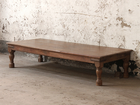 View our  Antique Wood Coffee Table from the  Vintage Tables & Desks collection