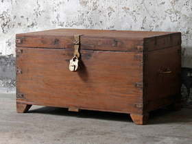 View our  Wooden Chest from the  Old Wooden Chests, Trunks & Boxes collection