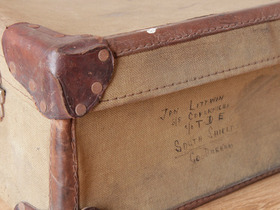 Vintage Military Suitcase Thumbnail