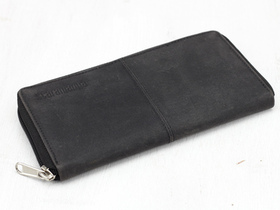 Black Leather Purse 1 Thumbnail