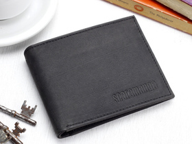 View our  Men's Black Wallet from the  Leather Bags & Satchels collection