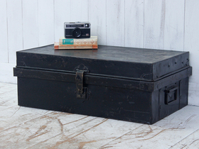 View our  Metal Storage Trunk from the  For The Home collection